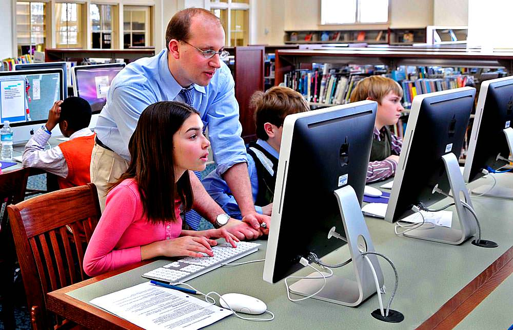 use of computers in education Research on computers and education: past, present and future teachers surveyed use a computer for educational purposes, either at home or at school,.