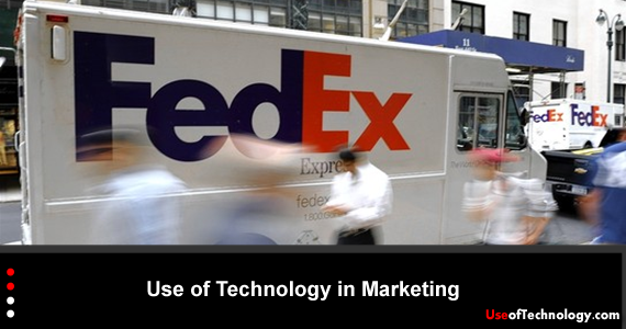 Use of Technology in Marketing
