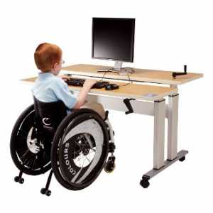 Students Technology -Wheelchair Accessible Workstations