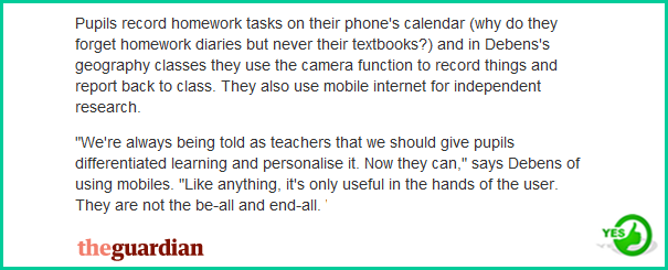 essay cell phone advantages