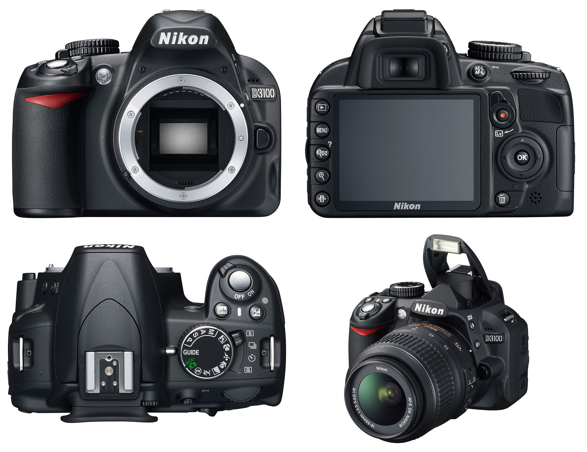 The 3 Best Entry Level DSLR Cameras - Use of Technology