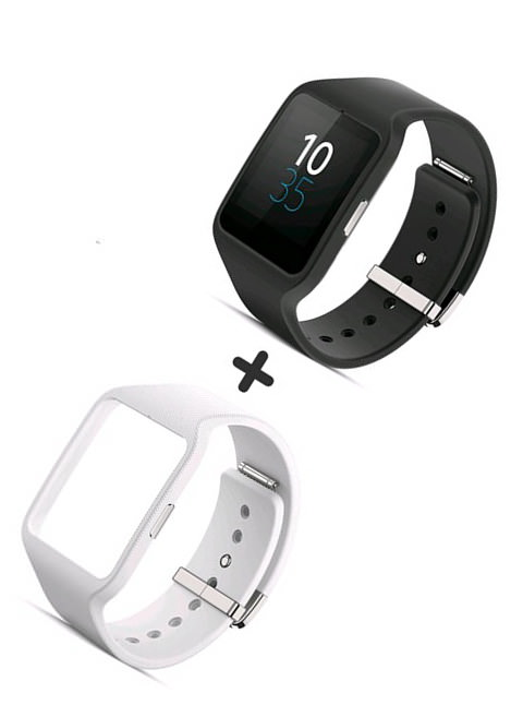 sony-smartwatch_3 with_additional Strap