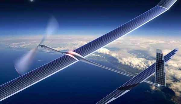 Facebook's Aquilla drone is of the advanced application of drone technology