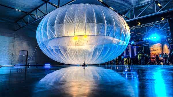 Alphabet: Google X Project Loon