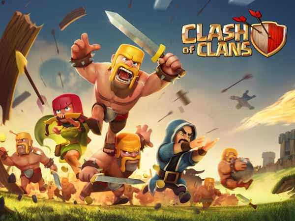 Clash of the Clans copy