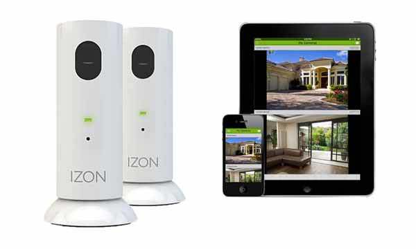 IZON 2.0 Stem Wi-Fi Video Monitor Surveillance copy