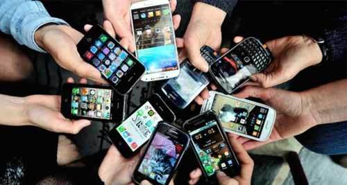 smartphones are the fastest growing industry