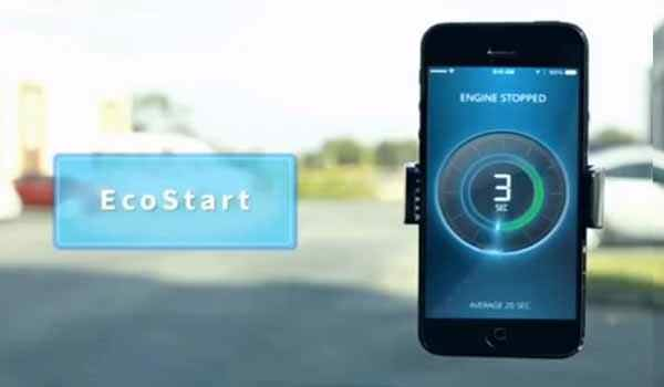 VOYO saves your fuel through its EcoStart function