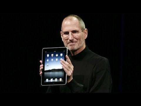 First iPad - future of tablets