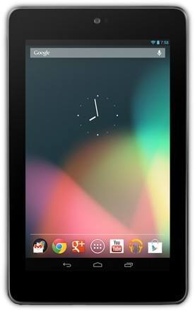 Nexus_7 - future of tablets