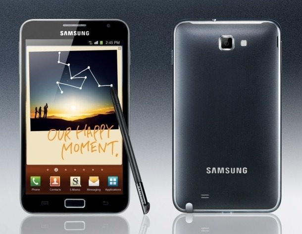 Galaxy Note - Future Of Tablets