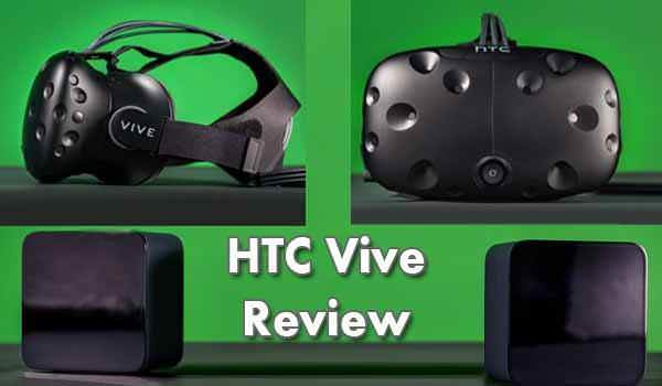 HTC Vive Review - UseOfTechnology