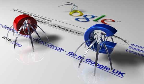 search engine optimization crawlers spiders