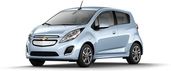 Chevroler Spark Electric Cars