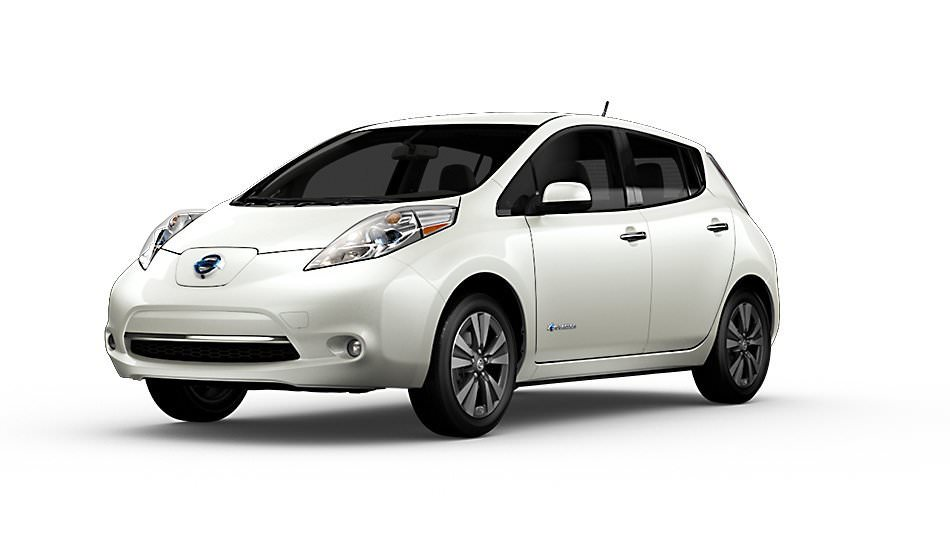 Nissan LEaf Electric Cars