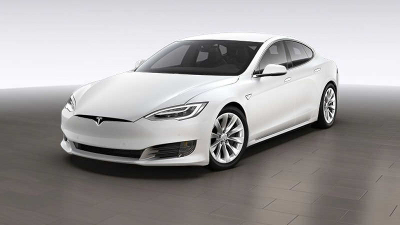 Tesla Model S Electric Cars