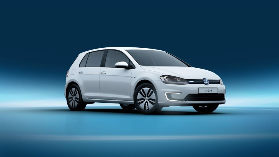 VW e-Golf Electric Cars