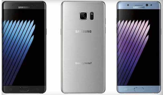 Galaxy Note 7 Leaked photos