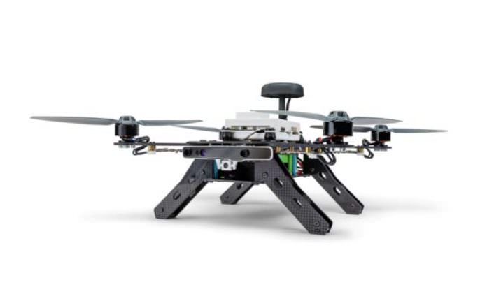 Intel Takes the Cover Off Aero, Quadcopter Drone