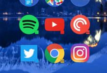 Action Launcher 3 Android 7.1