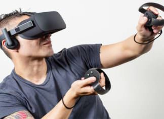 Oculus Rift Touch Controllers