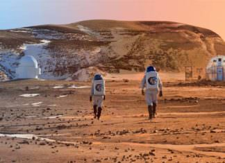 President Obama Wants America to Reach Mars, SpaceX is In