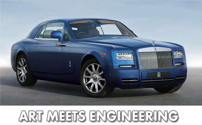 Making of Rolls-Royce Phantom