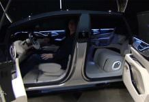 Faraday Future FF91 interior