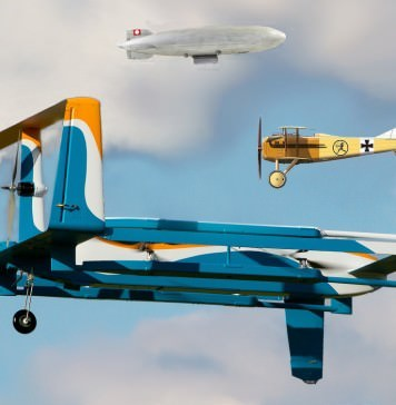 Amazon Prime Air Delivery Drone Delivers a Package During U.S. Debut