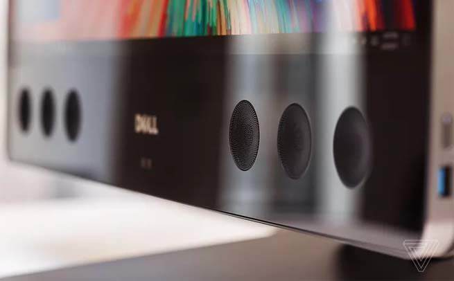 Dell XPS 27 ten speaker system