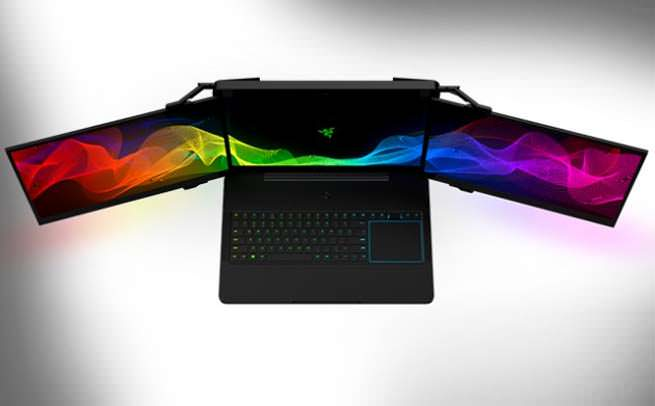 Razer Project Valerie Design