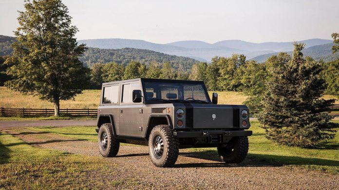 Bollinger Promises a New Manly All-Electric Truck
