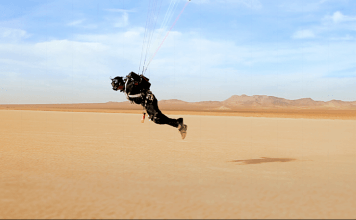 British Iron Man Breaks World Record for the Fastest Jetpack Flight
