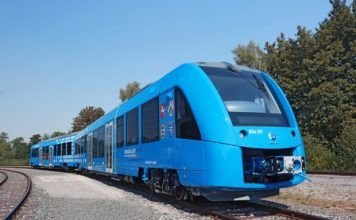 Hydrogen Powered Passenger Trains To Run In Germany From 2021