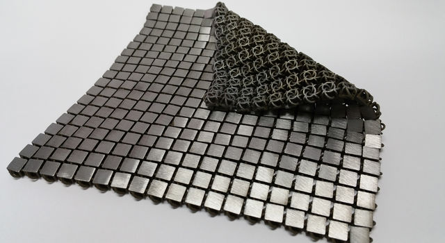 Researchers Develop a Smart Fabric Able to Store Data