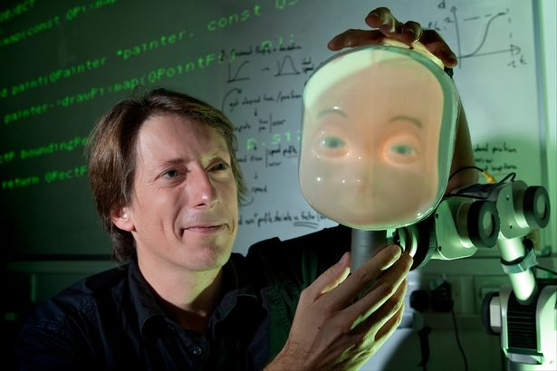 Plymouth and Manchester Scientists Build a Fully-Functional Robot That You Really Want to Talk To
