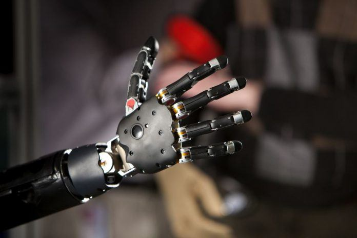 New Revolutionary Bionic Hand Gives Woman Ability to Touch and Feel