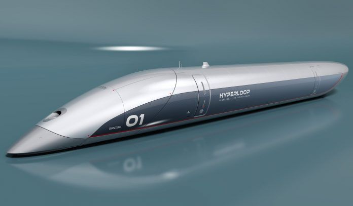 HyperloopTT is Building their First Test Lane, with a Larger One Planned for 2019